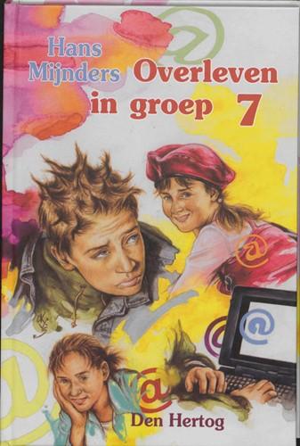 Overleven in groep 7 (Boek)