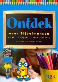 Ontdek over bybelmensen (Boek)