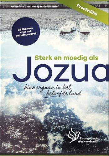 Sterk en moedig als Jozua (Boek)