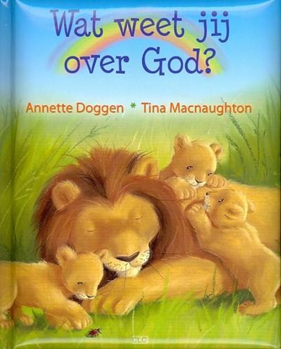 Wat weet jij over God? (Hardcover)