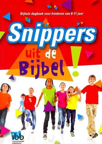 Snippers uit de Bijbel (Boek)