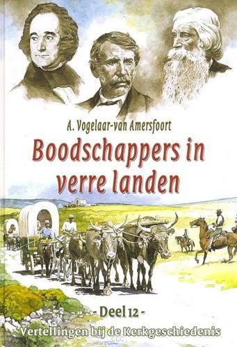 Boodschappers in verre landen (Hardcover)