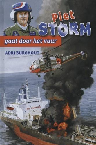 Piet Storm gaat door het vuur (Hardcover)