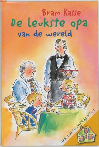 De leukste opa van de wereld (Boek)