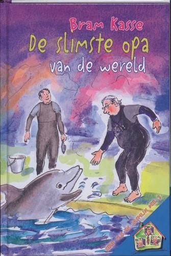 De slimste opa van de wereld (Hardcover)