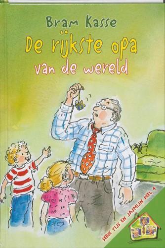 De rijkste opa van de wereld (Boek)