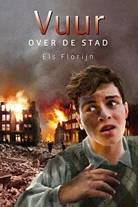 Vuur over de stad (Hardcover)