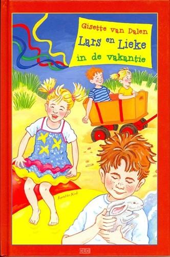 Lars en Lieke in de vakantie (Hardcover)