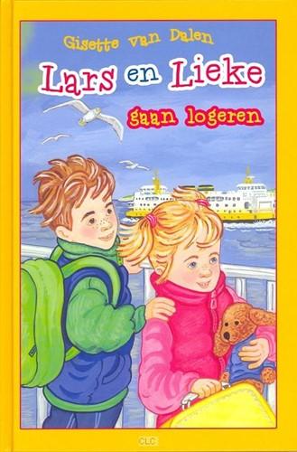 Lars en Lieke gaan logeren (Hardcover)