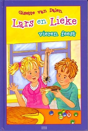 Lars en Lieke vieren feest (Hardcover)
