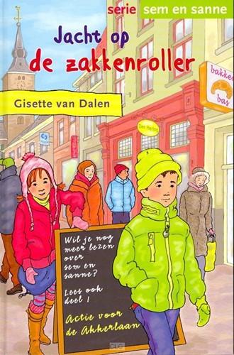 Jacht op de zakkenroller (Hardcover)