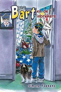 Bart en de inbrekers (Hardcover)