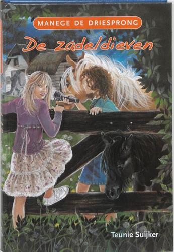 De zadeldieven (Hardcover)