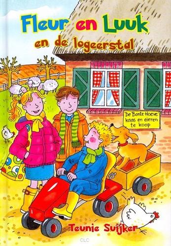Fleur en Luuk en de logeerstal (Hardcover)