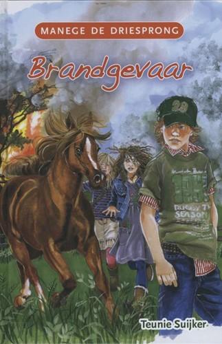 Brandgevaar (Hardcover)