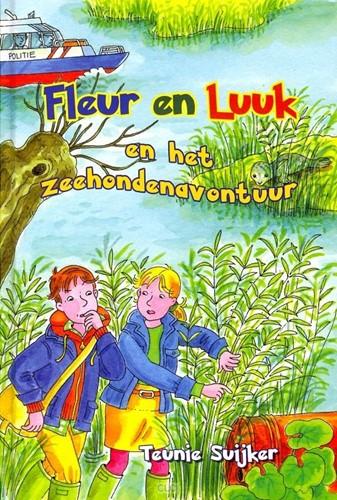 Fleur en Luuk en het zeehondenavontuur (Hardcover)