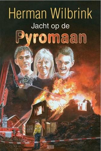 Jacht op de pyromaan (Boek)