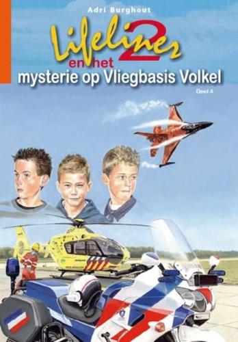 Lifeliner 2 en het mysterie op Vliegbasis Volkel (Hardcover)