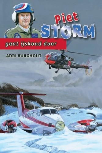 Piet Storm gaat ijskoud door (Hardcover)
