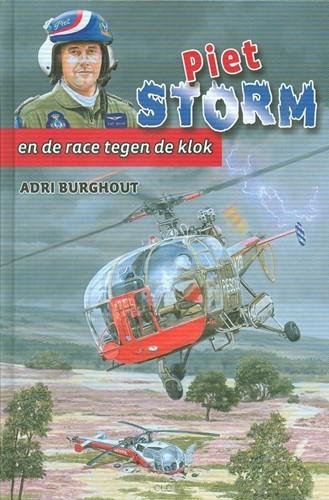Piet Storm en de race tegen de klok (Hardcover)