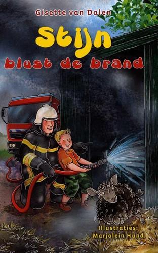 Stijn blust de brand (Hardcover)
