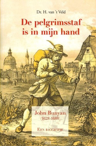 De pelgrimsstaf is in mijn hand