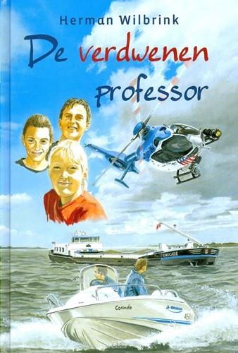 De verdwenen professor (Hardcover)