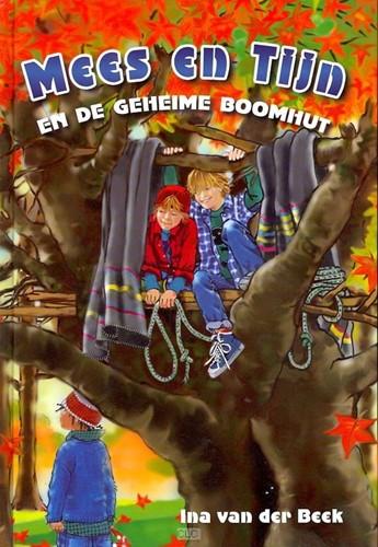 Mees en Tijn en de geheime boomhut (Hardcover)
