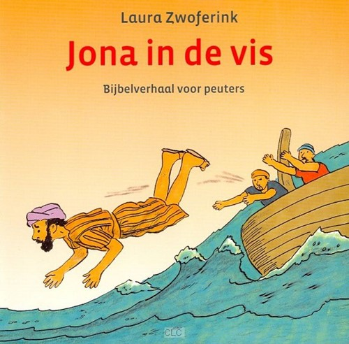 Jona in de vis (Hardcover)