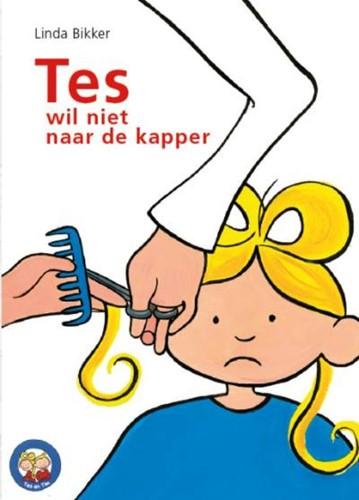 Tes wil niet naar de kapper (Hardcover)