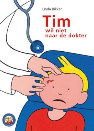 Tim wil niet naar de dokter (Hardcover)