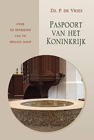 Paspoort van het Koninkrijk (Boek)
