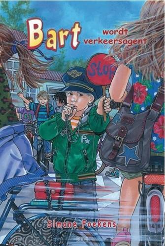 Bart wordt verkeersagent (Hardcover)