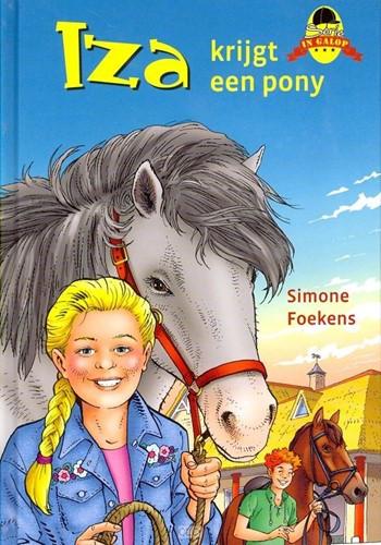 Iza krijgt een pony (Hardcover)