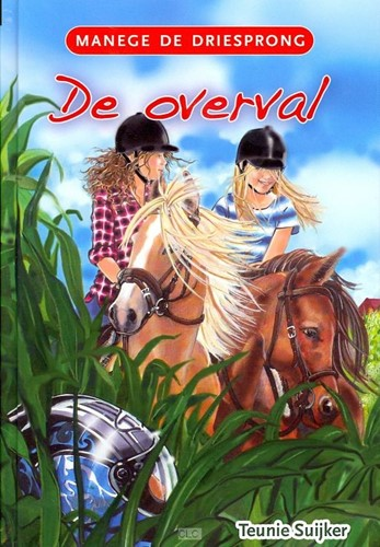 De overval (Hardcover)