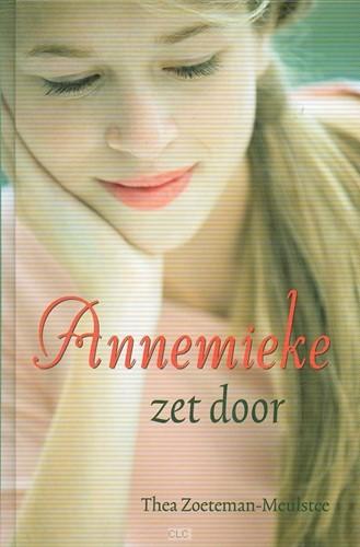 Annemieke zet door (Hardcover)