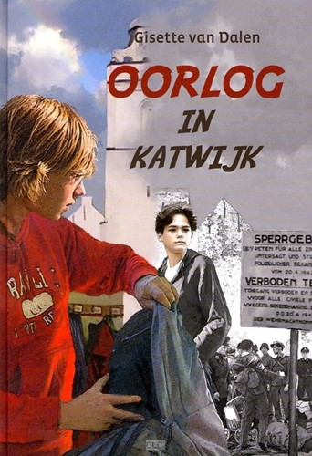 Oorlog in Katwijk (Hardcover)