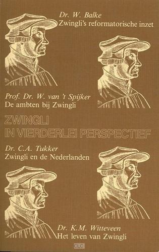 Zwingli in vierderlei perspectief (Boek)