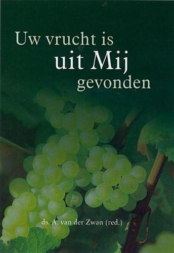 Uw vrucht is uit mij gevonden (Hardcover)