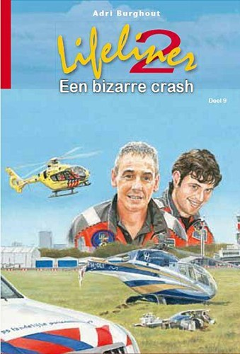 Lifeliner 2 Een bizarre crash (Hardcover)