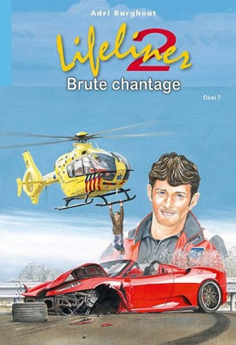 Lifeliner 2 Brute chantage (Hardcover)