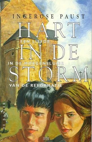 Hart in de storm (Boek)