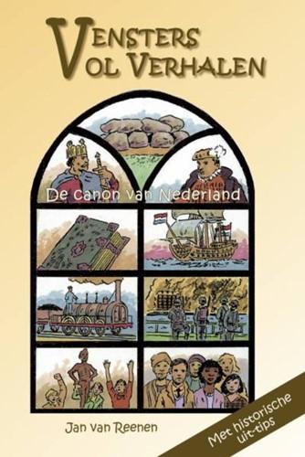 Vensters vol verhalen (Hardcover)