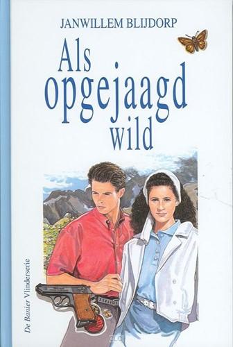 Als opgejaagd wild (Boek)