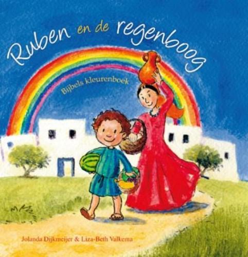 Ruben en de regenboog (Kartonboek)