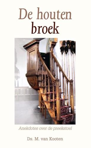 De houten broek (Paperback)