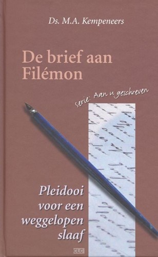 De brief aan Filemon (Boek)