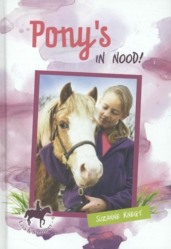 Pony's in nood (Hardcover)