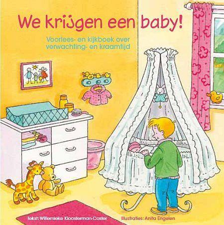 We krijgen een baby! (Hardcover)