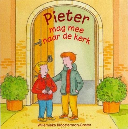 Pieter mag mee naar de kerk (Hardcover)